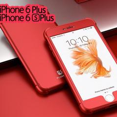 Coque FLOVEME 360° Protection angles renforcés Apple iPhone 6/6S Plus