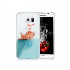 Coque rigide Cat-Fish-in-Love Samsung Galaxy S6