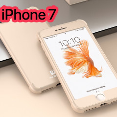 Coque FLOVEME 360° Protection angles renforcés Apple iPhone 7/8