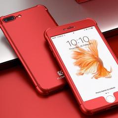 Coque FLOVEME 360° Protection angles renforcés Apple iPhone 7/8 Plus
