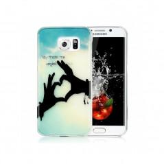 Coque rigide You-made-me Samsung Galaxy S6 Edge