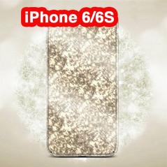 Coque rigide FLOVEME ICE CRACKING Series Apple iPhone 6/6S