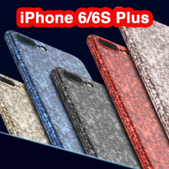 Coque rigide FLOVEME ICE CRACKING Series Apple iPhone 6/6S Plus