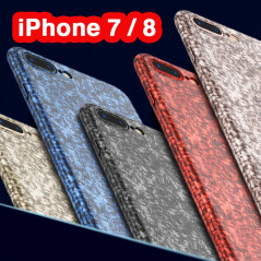 Coque rigide FLOVEME ICE CRACKING Series Apple iPhone 7/8