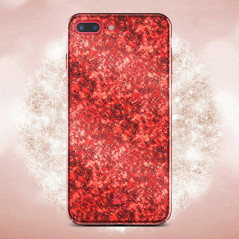 Coque rigide FLOVEME ICE CRACKING Series Apple iPhone 7/8 Plus