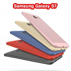 Coque rigide FLOVEME MESH Samsung Galaxy S7