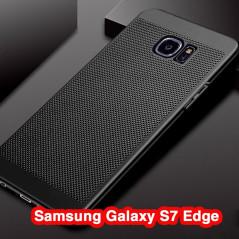 Coque rigide FLOVEME MESH Samsung Galaxy S7 Edge