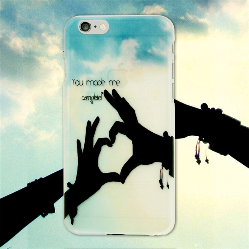 Coque rigide You-made-me Apple iPhone 6/6S