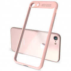 Coque rigide FLOVEME ultra-Clear contours Bumper antichoc Apple iPhone 7/8 Rose