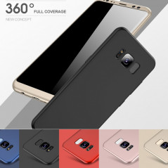 Coque FLOVEME FROSTY 360° Protection Samsung Galaxy S8