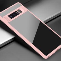 Coque rigide FLOVEME ultra-Clear contours Bumper antichoc Samsung Galaxy Note 8