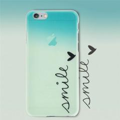 Coque rigide SMILE Apple iPhone 6/6S Plus