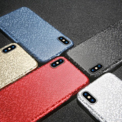Coque rigide FLOVEME Mosaic Series Apple iPhone X