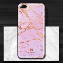 Coque rigide FLOVEME Effet Marbré Apple iPhone 7/8 Plus