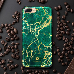 Coque rigide FLOVEME Effet Marbré Apple iPhone 7/8 Plus