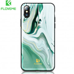 Coque rigide FLOVEME Agate Series Apple iPhone X