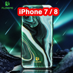 Coque rigide FLOVEME Agate Series Apple iPhone 7/8