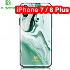 Coque rigide FLOVEME Agate Series Apple iPhone 7/8 Plus