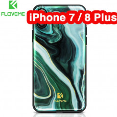 Coque rigide FLOVEME Agate Series Apple iPhone 7/8 Plus
