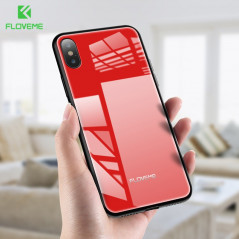 Coque rigide FLOVEME Vitros Series Apple iPhone X