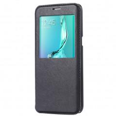 Etui folio Smart Answer Samsung Galaxy S6 Edge Plus