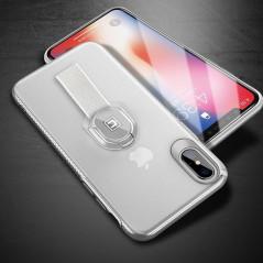 Coque rigide CAFELE Magnet Strap Series Apple iPhone X