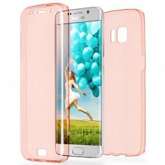 Coque Gel 360° Protection Samsung Galaxy S6 Edge