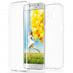 Coque Gel 360° Protection Samsung Galaxy S6 Edge Plus