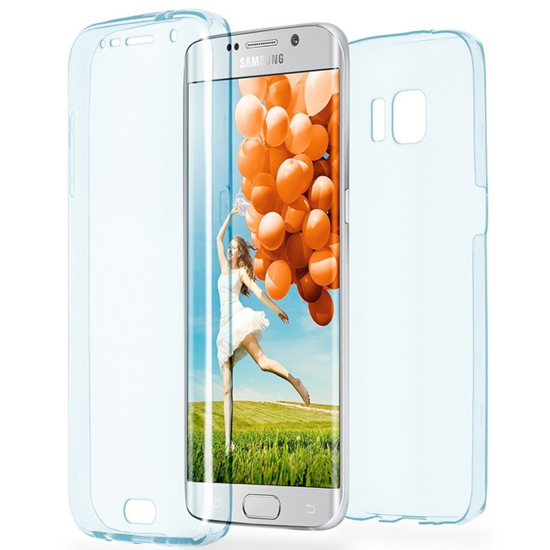 coque gel samsung s6 edge