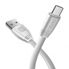 Câble USB Type-C 1.20m CAFELE Flat Series