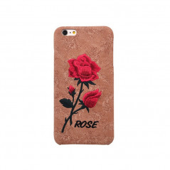 Coque rigide ETERNAL ROSE Apple iPhone 6/6s Plus Marron