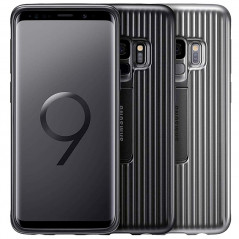 Coque Renforcée Samsung EF-RG960C Protective Standing Samsung Galaxy S9