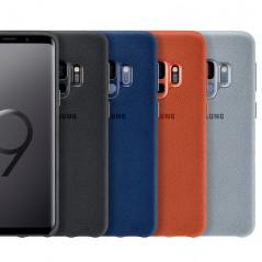 Coque Samsung EF-XG960A Alcantara Samsung Galaxy S9
