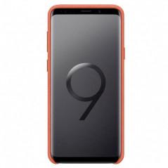 Coque Samsung EF-XG965A Alcantara Samsung Galaxy S9 Plus