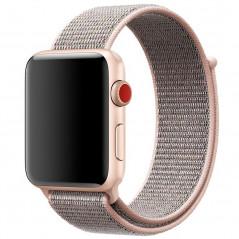 Boucle sport nylon tissé Apple Watch 1/2/3/4 (42/44mm)