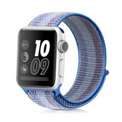 Boucle sport nylon tissé Colorful Apple Watch 1/2/3/4 (42/44mm)