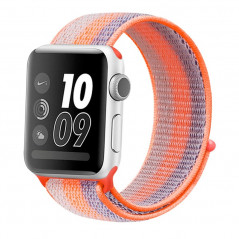 Boucle sport nylon tissé Colorful Apple Watch 1/2/3/4 (42/44mm)