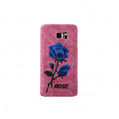 Coque rigide ETERNAL ROSE Samsung Galaxy S6 Edge Plus
