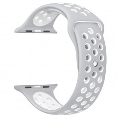 Bracelet sport respirant (Taille S/M) Apple Watch 1/2/3/4 (42/44mm)