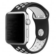 Bracelet sport respirant (Taille M/L) Apple Watch 1/2/3/4 (42/44mm)