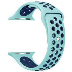 Bracelet sport respirant (Taille S/M) Apple Watch 1/2/3/4 (38/40mm)