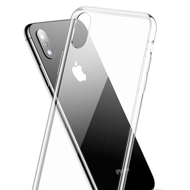 Coque rigide CAFELE Vitros Series Apple iPhone XS Clair