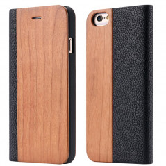 Etui folio Natural Wood Apple iPhone 6/6S Plus