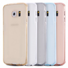 Coque Gel 360° Protection Samsung Galaxy S6 Edge Plus