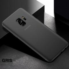 Coque silicone gel CAFELE AIR SKIN Series Samsung Galaxy S9