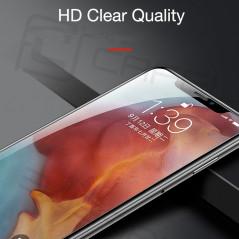 Protection écran verre trempé intégrale CAFELE Apple iPhone XS Max