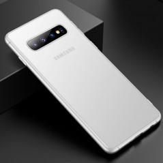 Coque silicone gel CAFELE AIR SKIN Series Samsung Galaxy S10