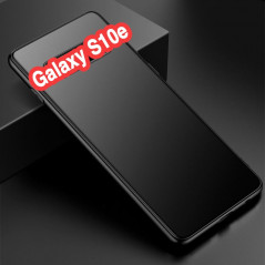 Coque silicone gel CAFELE AIR SKIN Series Samsung Galaxy S10e