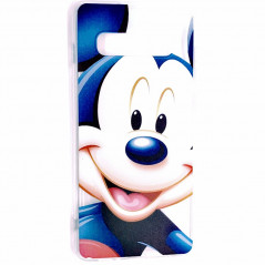 Coque silicone gel Mickey Mouse Samsung Galaxy S10 Plus
