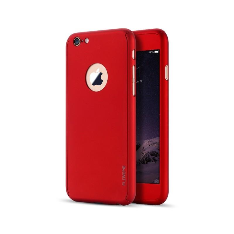 coque rouge apple iphone 6 plus